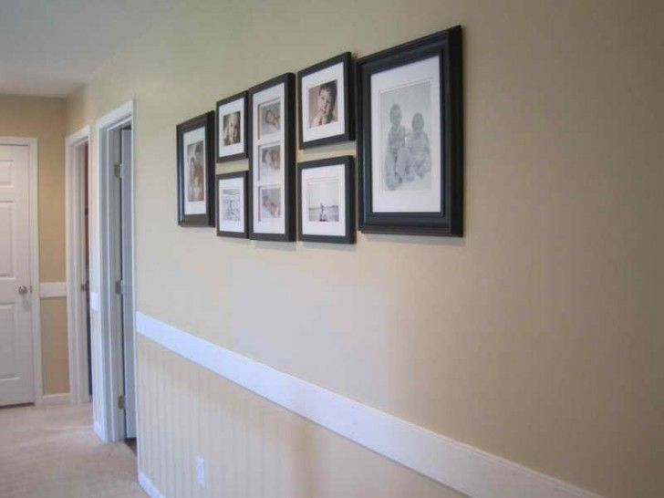 Adding A Chair Rail Part - 34: Portrayal Of Chair Rail Molding Ideas: Simple Sophistication To Add Texture  On Plain Wall