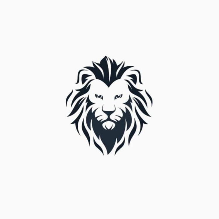 Pin By Neta Akler On Zodiac Mainly Leo S Lion Tattoo Design Simple Lion Tattoo Lion Design