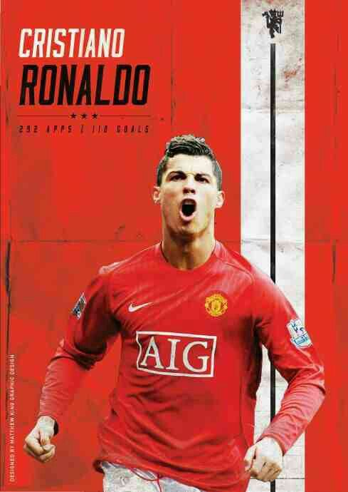 Manchester United Wallpaper Cristiano Ronaldo Manchester United Wallpaper