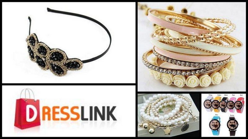 Preciosos articulos de la tiendo online Dresslink.com