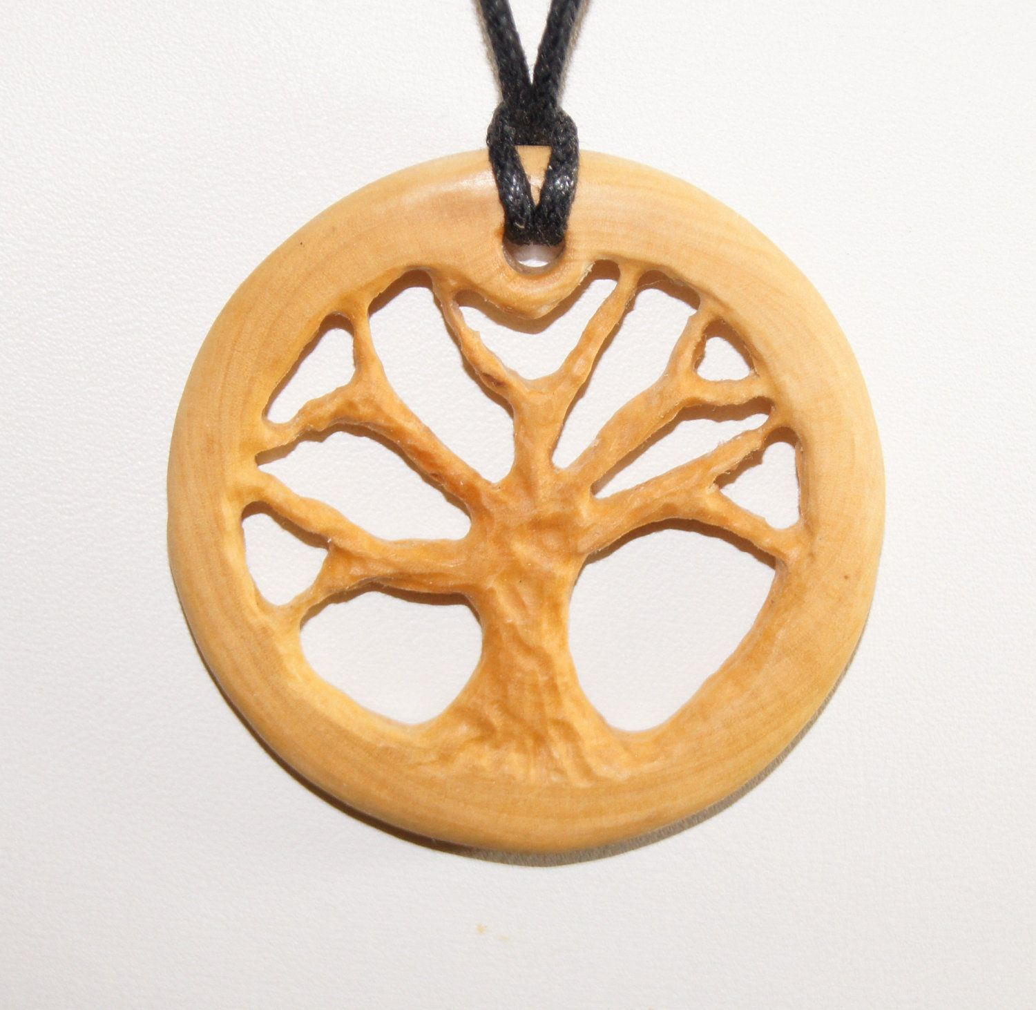 custom Wood Pendants   Request a custom order and have something made just for you.