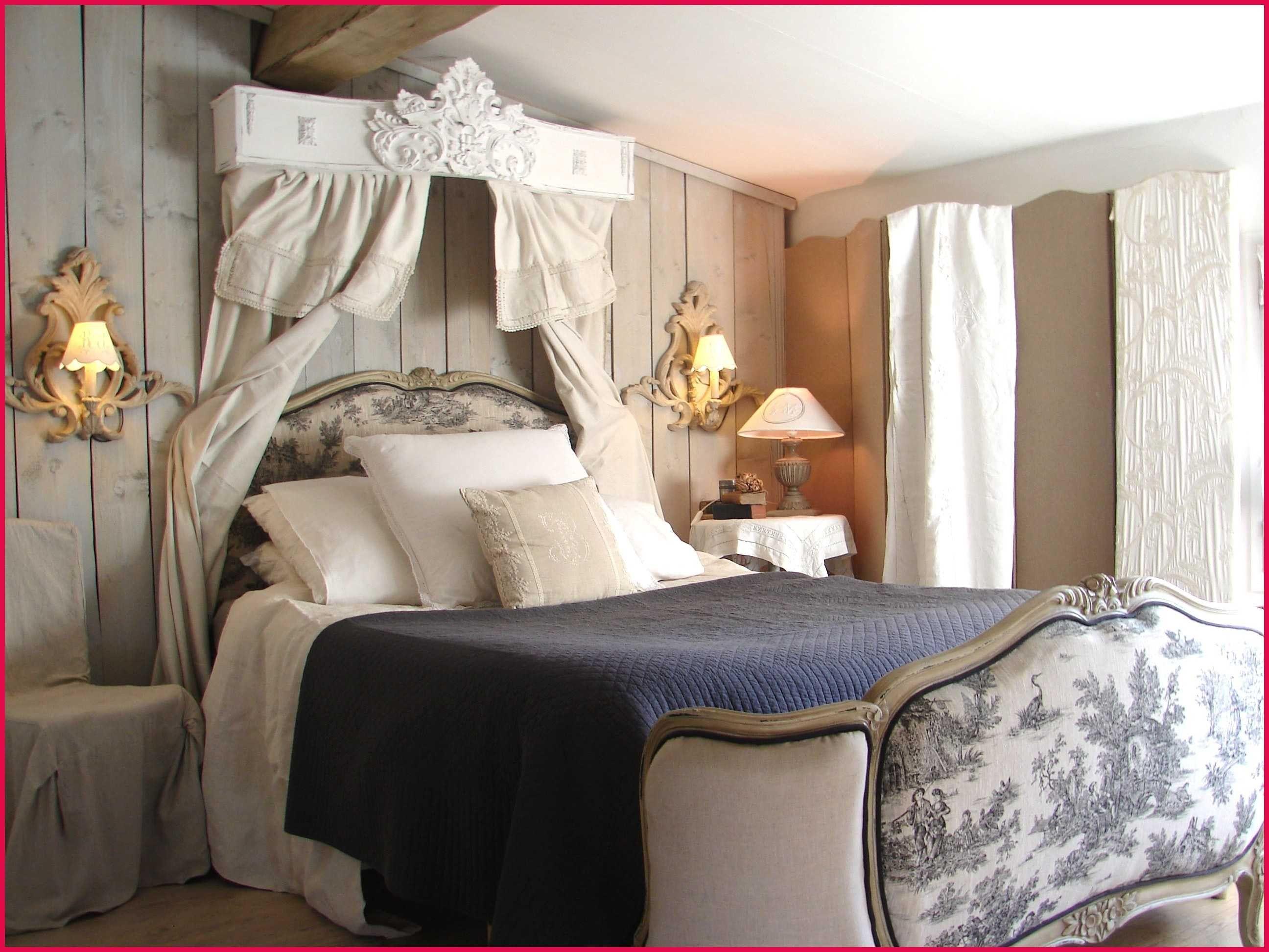 Inspirer 40 De Deco Style Anglais Romantique Concept Chambre A
