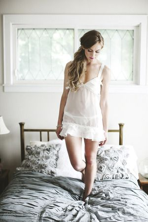 Bridal - Anne Kristine Lingerie Lingerie Collections - StyleMePretty LookBook   # Pin++ for Pinterest #