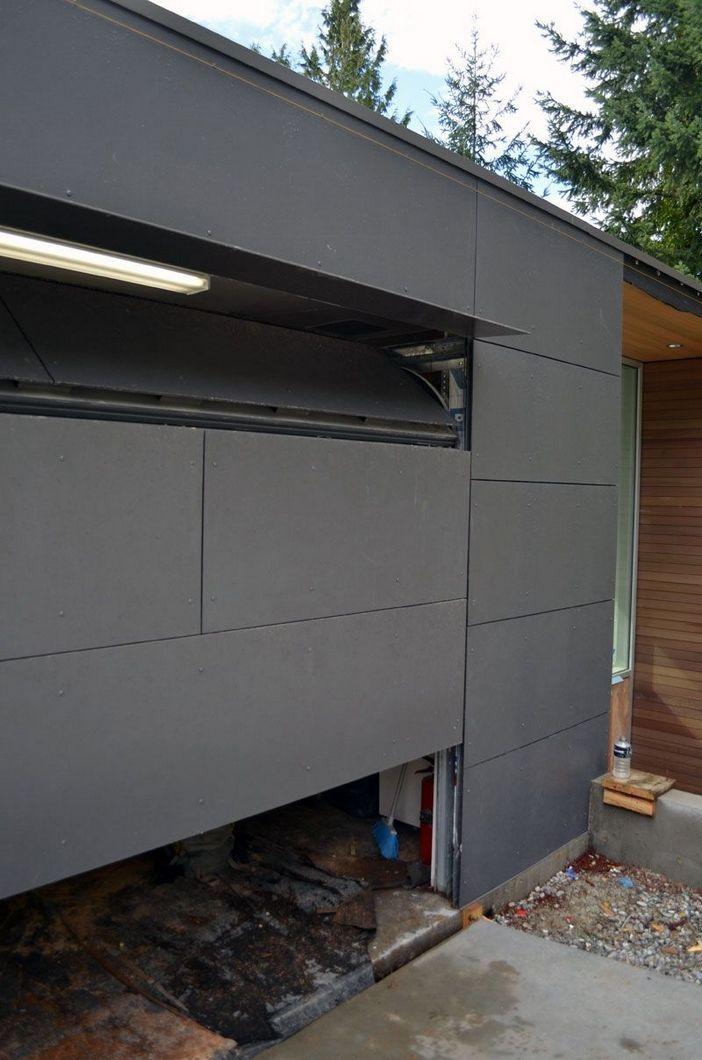 45 Amazing Garage Doors Ideas To Added For Your Home 20 In 2020 Garage Door Design Modern Garage Doors Garage Doors