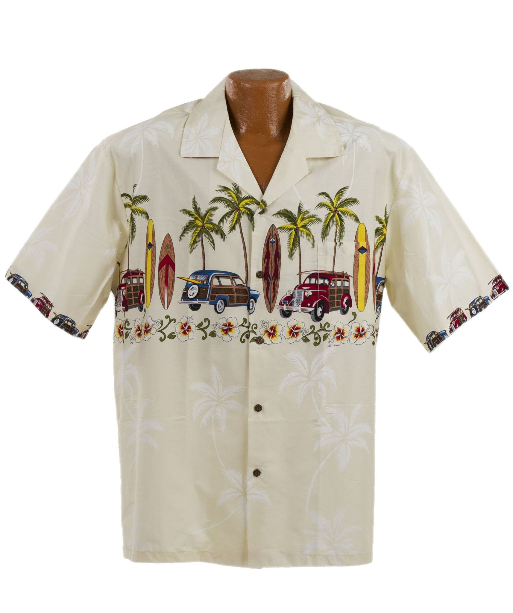 Classic Woody Hawaiian Aloha Shirt | Clothes | Pinterest
