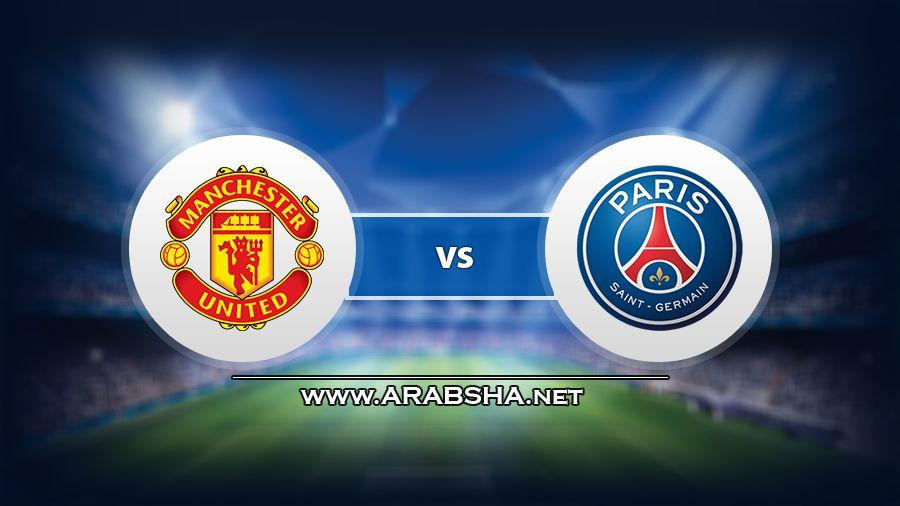 مشاهدة مباراة باريس سان جيرمان ومانشستر يونايتد بث مباشر 20 10 2020 دوري أبطال اوروبا Sport Team Logos Juventus Logo Team Logo