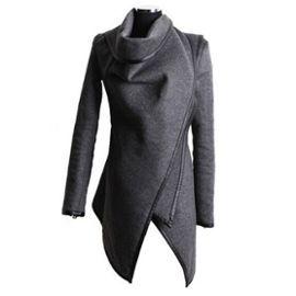 Manteau cachemire femme