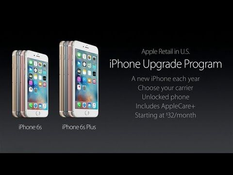 Best options for upgrading applie iphone