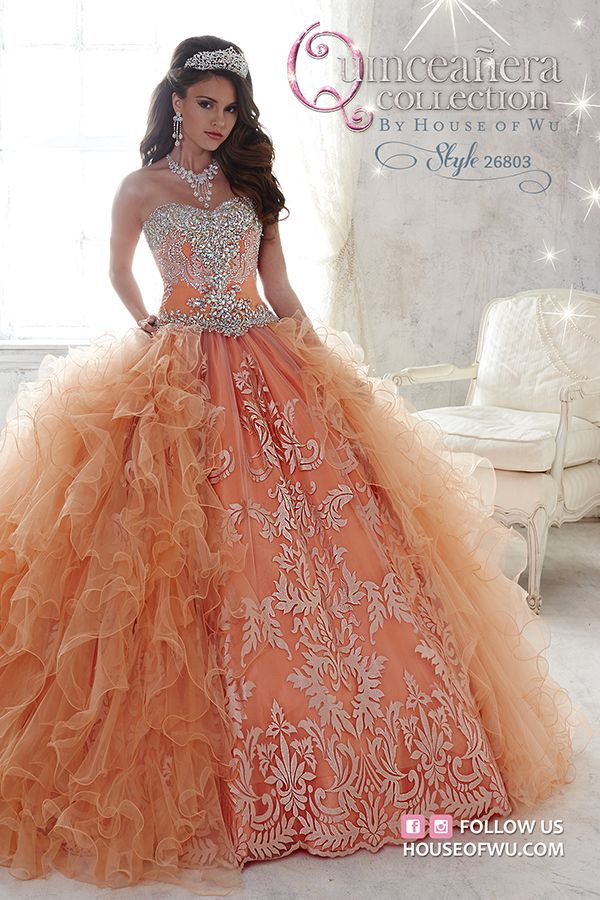 d26b68c4823 Quinceanera Collection Style 26803 - Quinceanera Collection ...