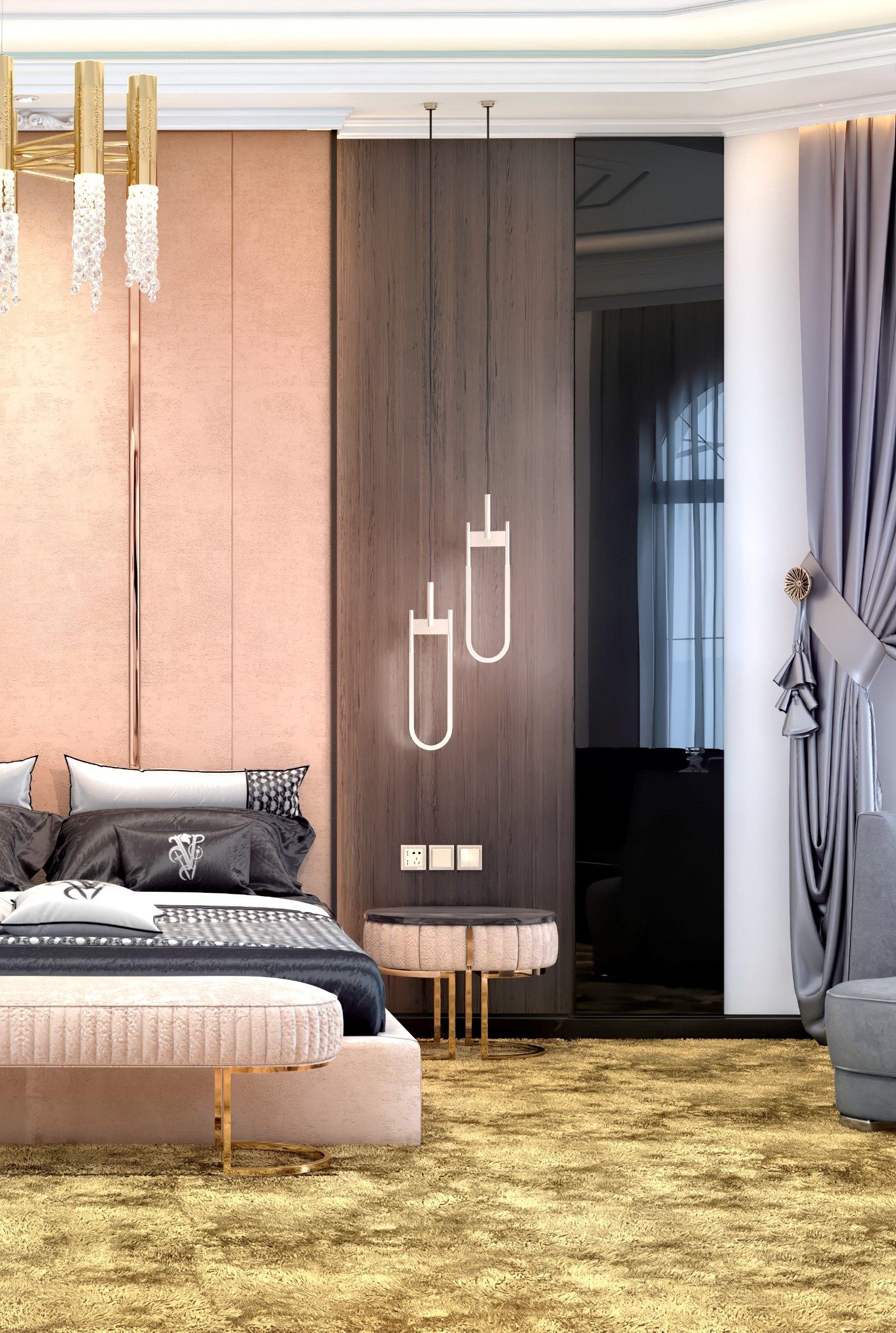 تصميم غرف النوم 2020 Interior Design Design Home Decor