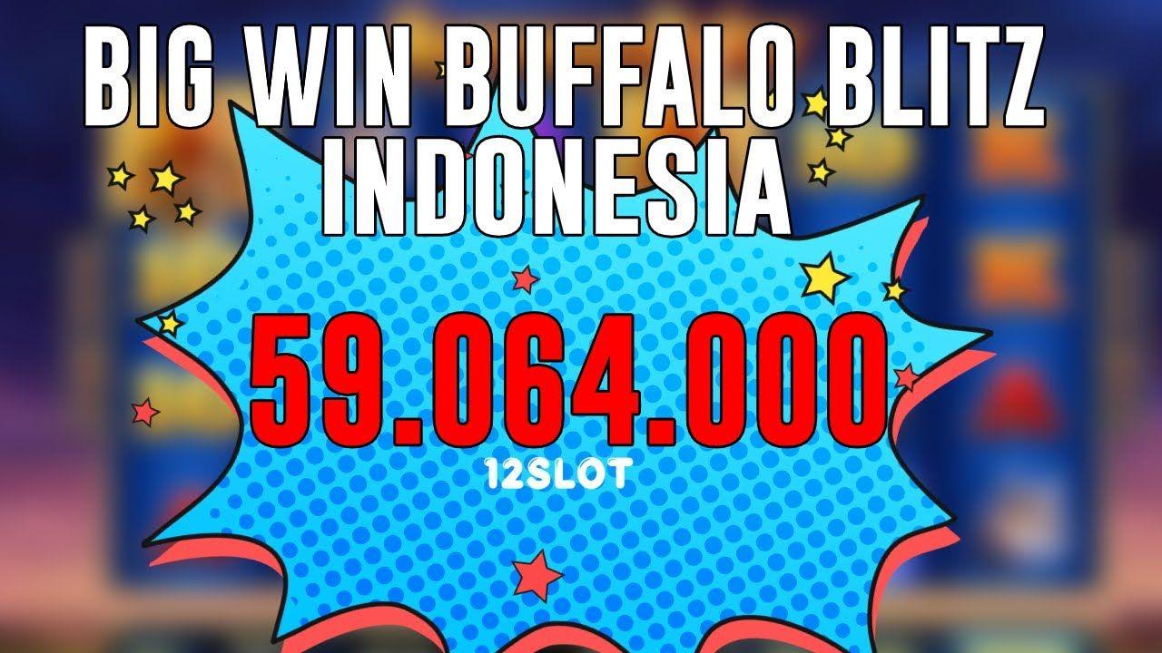 Malam Minggu Menang Big Win Slot Buffalo Blitz Indonesia