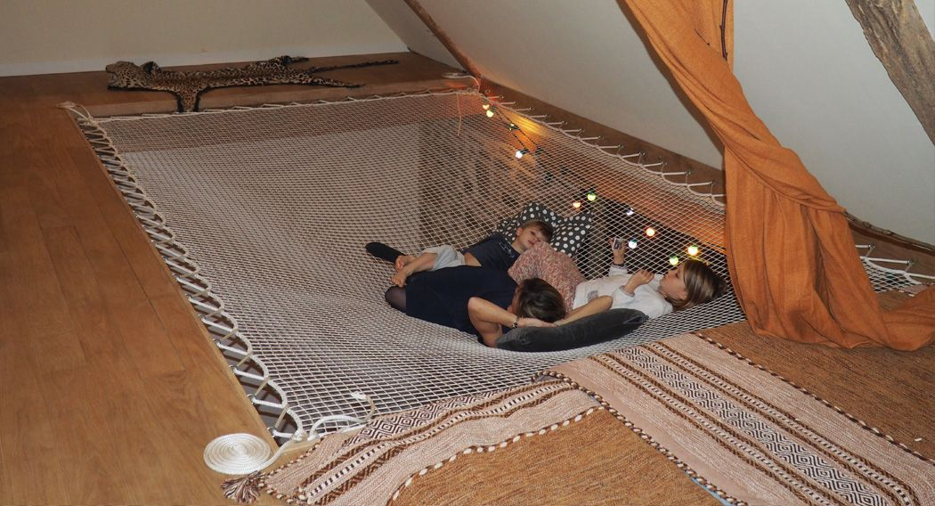 test du filet d habitation int rieur par emilie d mre a filet d habitation maison interieur. Black Bedroom Furniture Sets. Home Design Ideas