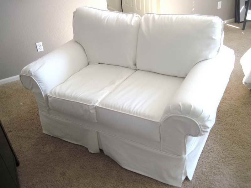 White Couch Covers
