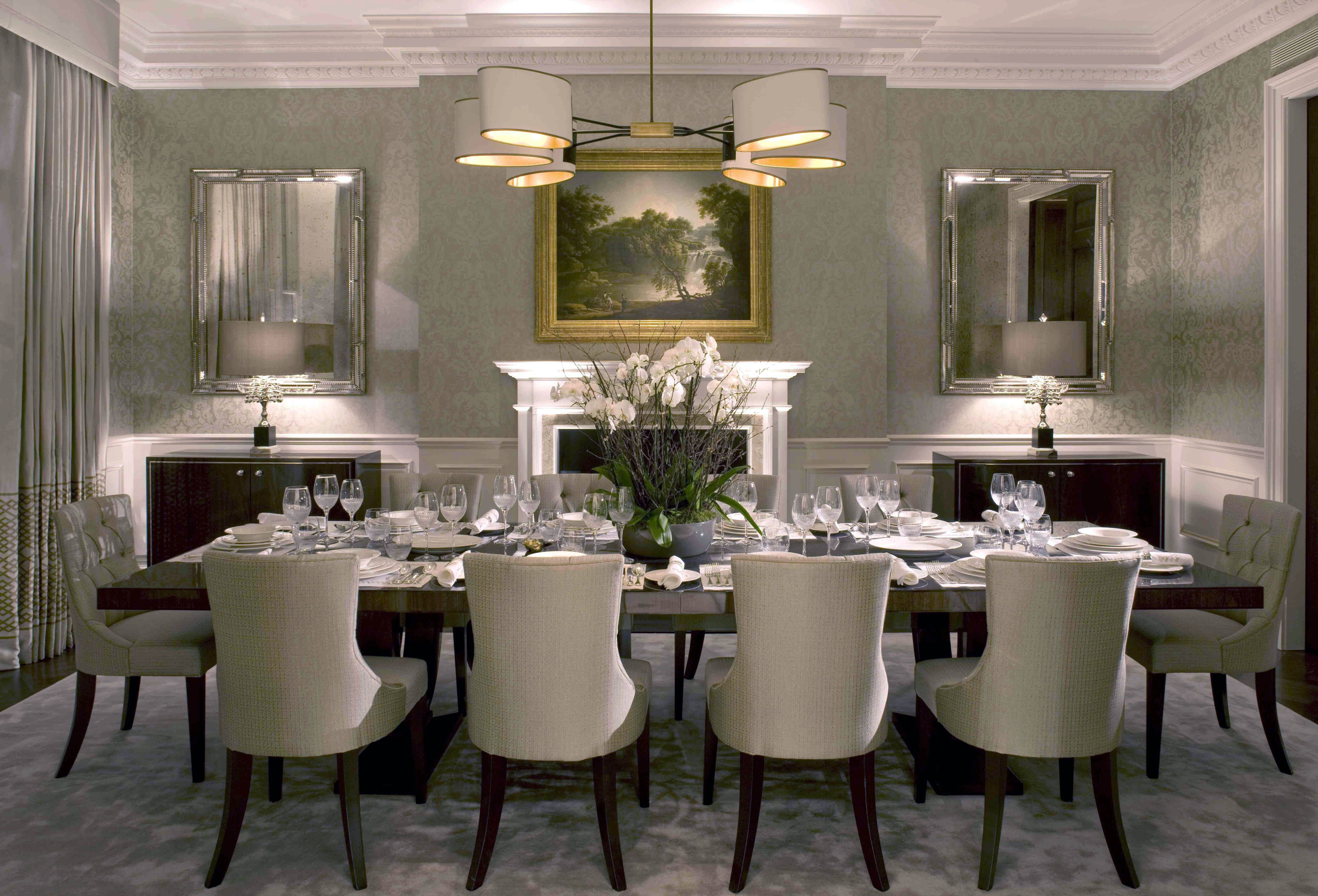 Cool And Contemporary Dining Room Chairs High End Only In