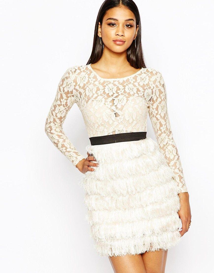 DRESSES - Short dresses Rare London X5J13i