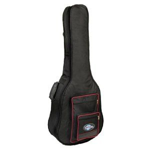 World Tour Wg20d Deluxe 20mm Acoustic Guitar Gig Bag Guitar Bag Bags Guitar