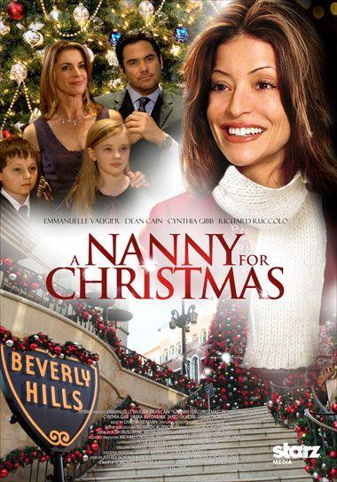 A Nanny For Christmas Hallmark Christmas Movies Christmas Movies Great Christmas Movies