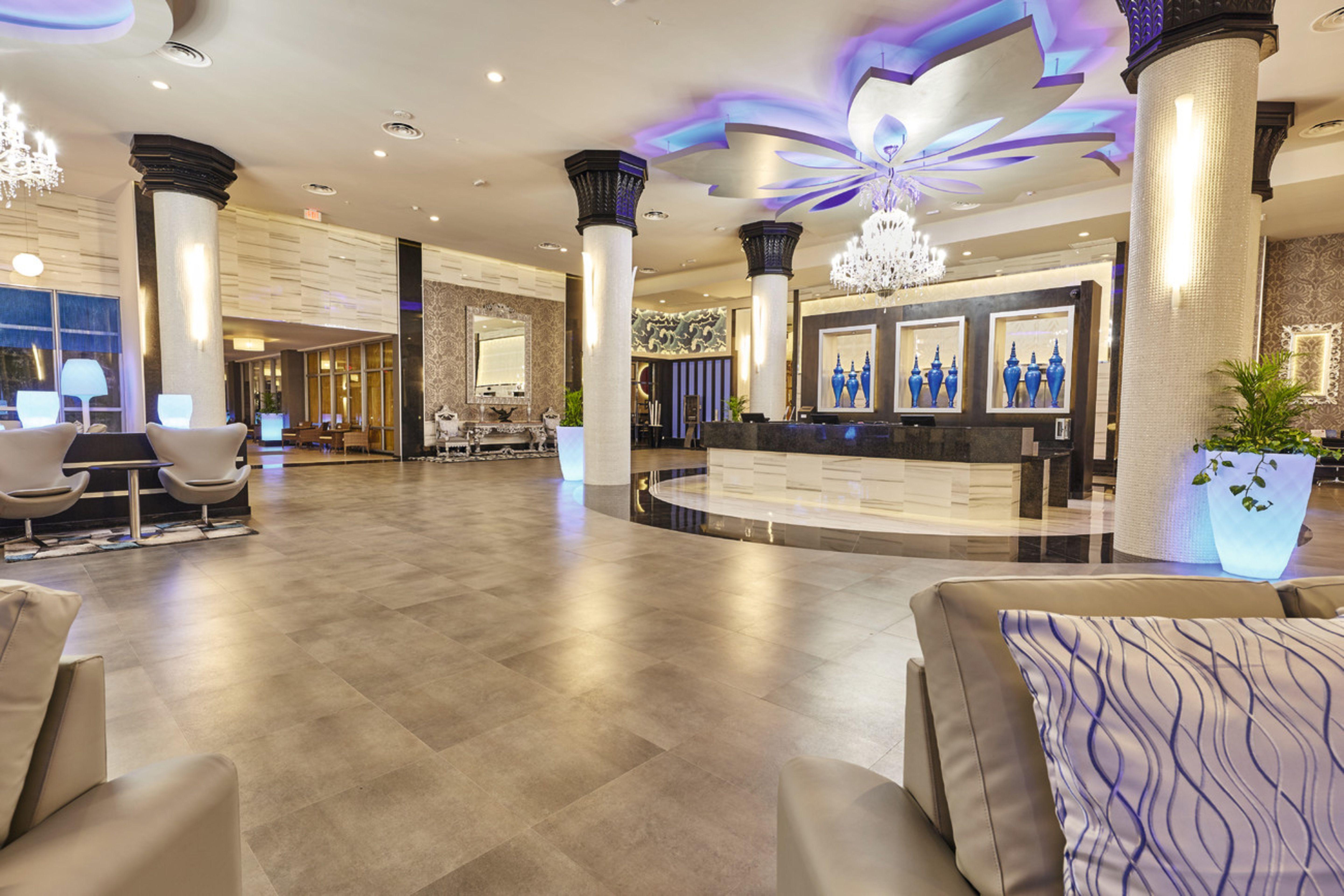 Riu Palace Paradise Island Lobby Hoteles, Sólo para