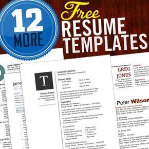 Free Microsoft Word Resume Templates  Microsoft Word Microsoft