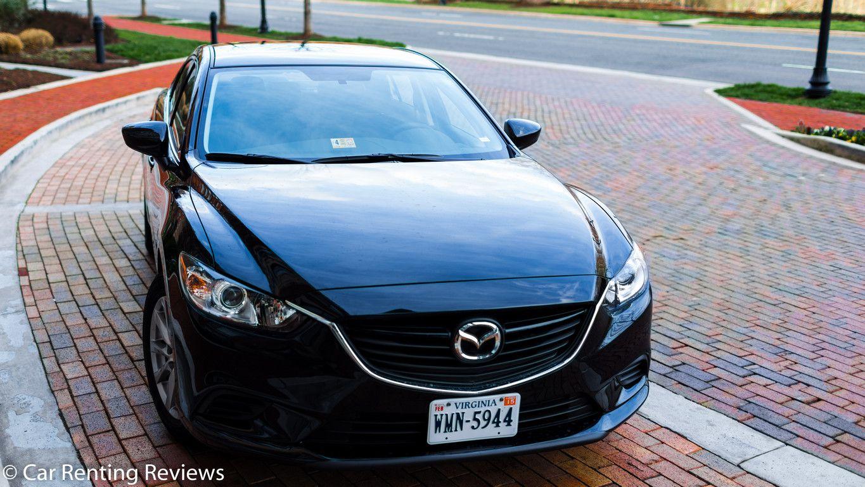 2015 Mazda 6 Sport Rental Review, Avis/National Mazda 6