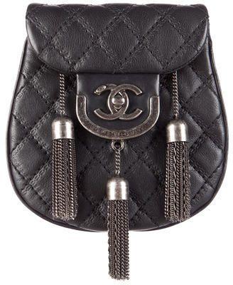 b7466e237d02 Chanel Paris-Edinburgh Coco Sporran Bag
