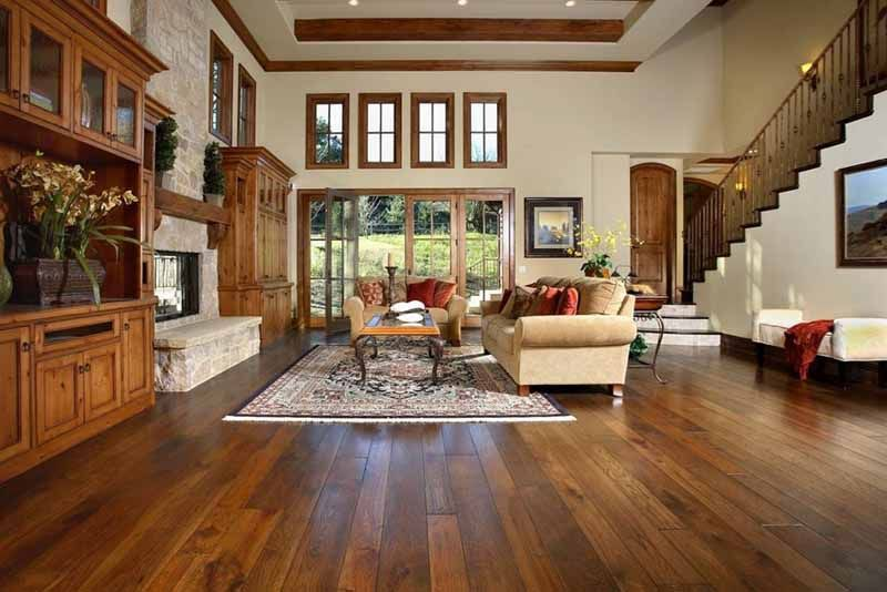 Why Timber Flooring Is Best Option For Your Home?