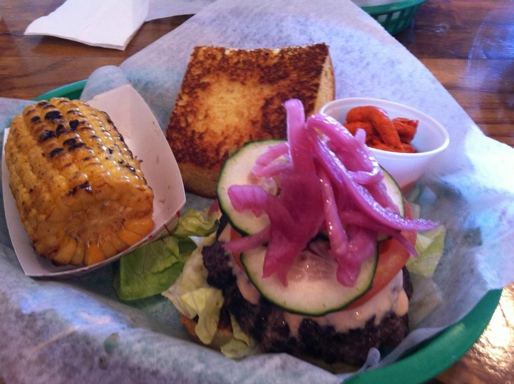Paradise Valley Burger Company Burger company, Phoenix