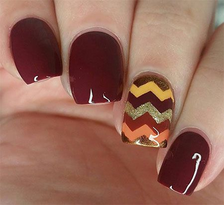 15-Easy-Thanksgiving-Nail-Art-Designs-Ideas-2016-5.jpg (450×413) | Nail Art  | Pinterest | Thanksgiving nails, Mani pedi and Pedicures - 15-Easy-Thanksgiving-Nail-Art-Designs-Ideas-2016-5.jpg (450×413