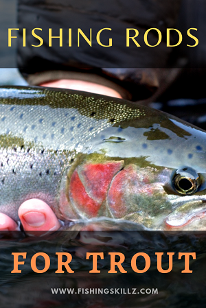 Rippin' Lips With The Best FISHING ROD FOR TROUT (Top 5