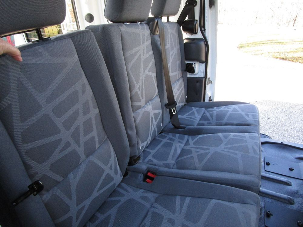 2011 Ford Transit Connect Xlt Rear Split Seats Great Lightly Used