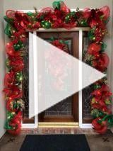 50 Simple DIY Christmas Door Decorations For Home And School (34) #christmasdoordecorationsforschool 50 Simple DIY Christmas Door Decorations For Home And School (34) #christmasdoordecorationsforschool