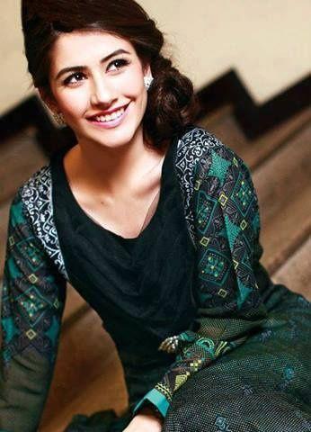 Sahar Inspiration Pakistanische Schauspielerin Modestil Pakistanische Mode