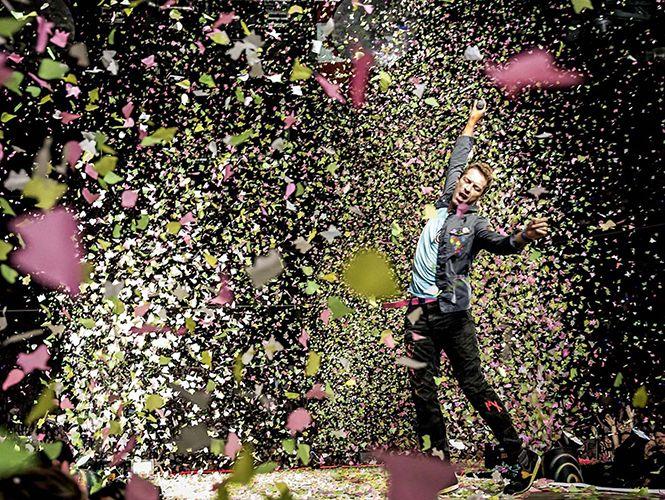 Coldplay, entre los ganadores de los 'Oscar de Internet'
