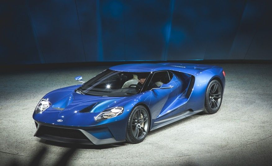 View  Ford Gt The Star Spangled  Plus Hp Hypercar Photos From Car And Driver Find High Resolution Car Images In Our Photo Gallery Archive