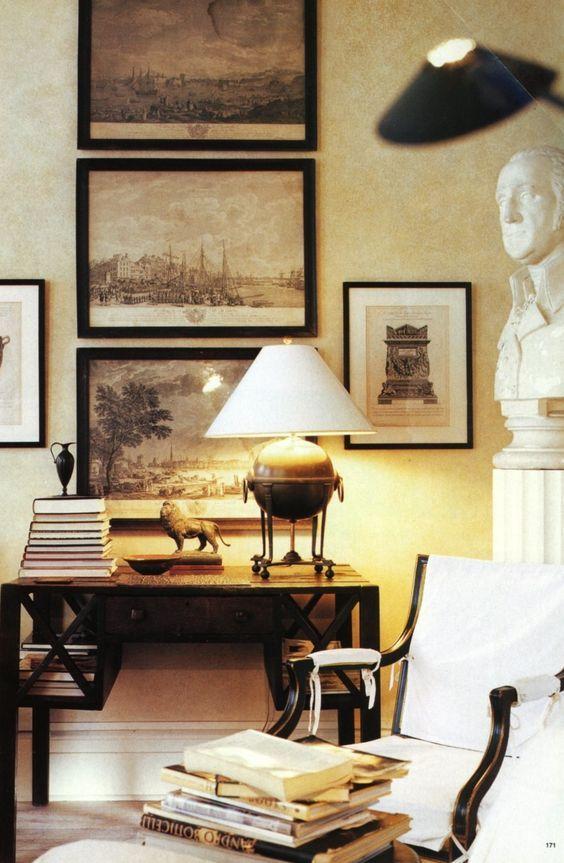 Study: British Colonial | HOME DECOR, MASCULINE, CASA | Pinterest ...