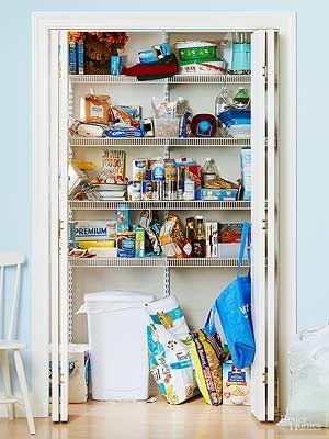 Küche Speisekammer Organisation Ideen Dies ist die neueste ...