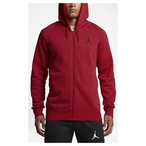 0afb611ae426 Jordan Flight Fleece Full Zip Hoodie - Men s
