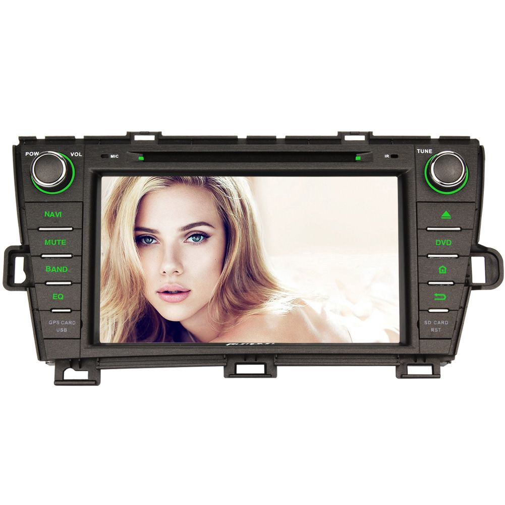 Pumpkin 8 Inch Quad Core Android 4 4 Dab Car Stereo For Toyota