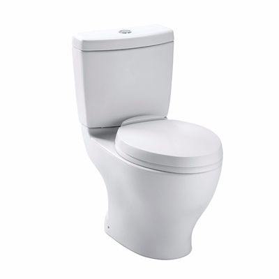 Toilet Two Piece Elongated From Toto Dual Flush 1 6 Gpf 0 9 Gpf Performance Option To Allow Appr Dual Flush Toilet Toto Toilet One Piece Toilets