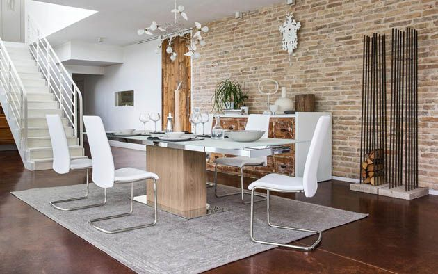 The Calligaris Park Dining Table Is Available From Bova Furniture In Cincinnati Housetrends