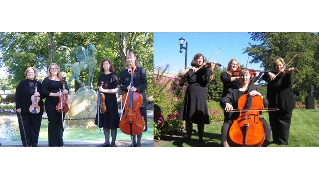 Rondo String Quartet Nominated On Detroit S Vote 4 The Best Http 4tst