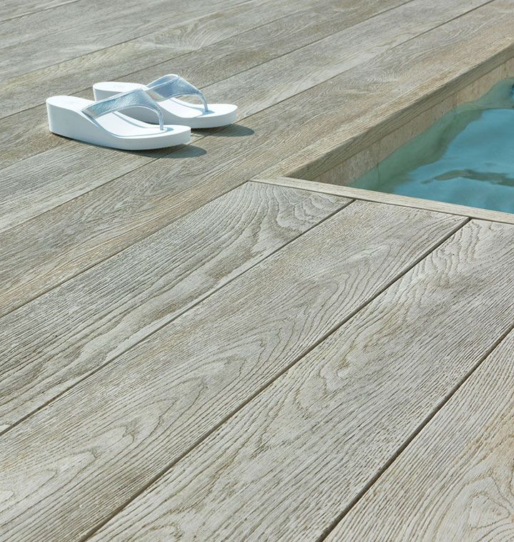 Millboard Composite Decking Wood Pool Deck Pool Deck Floor Decks Around Pools