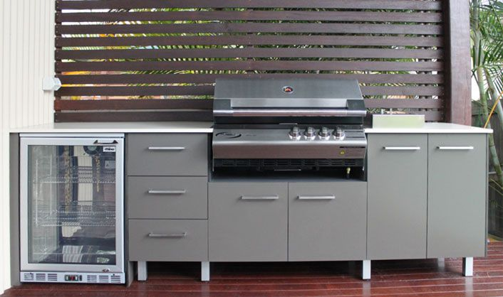 Outdoor kitchen cabinets brisbane outdoor kitchens for Kitchen cabinets brisbane