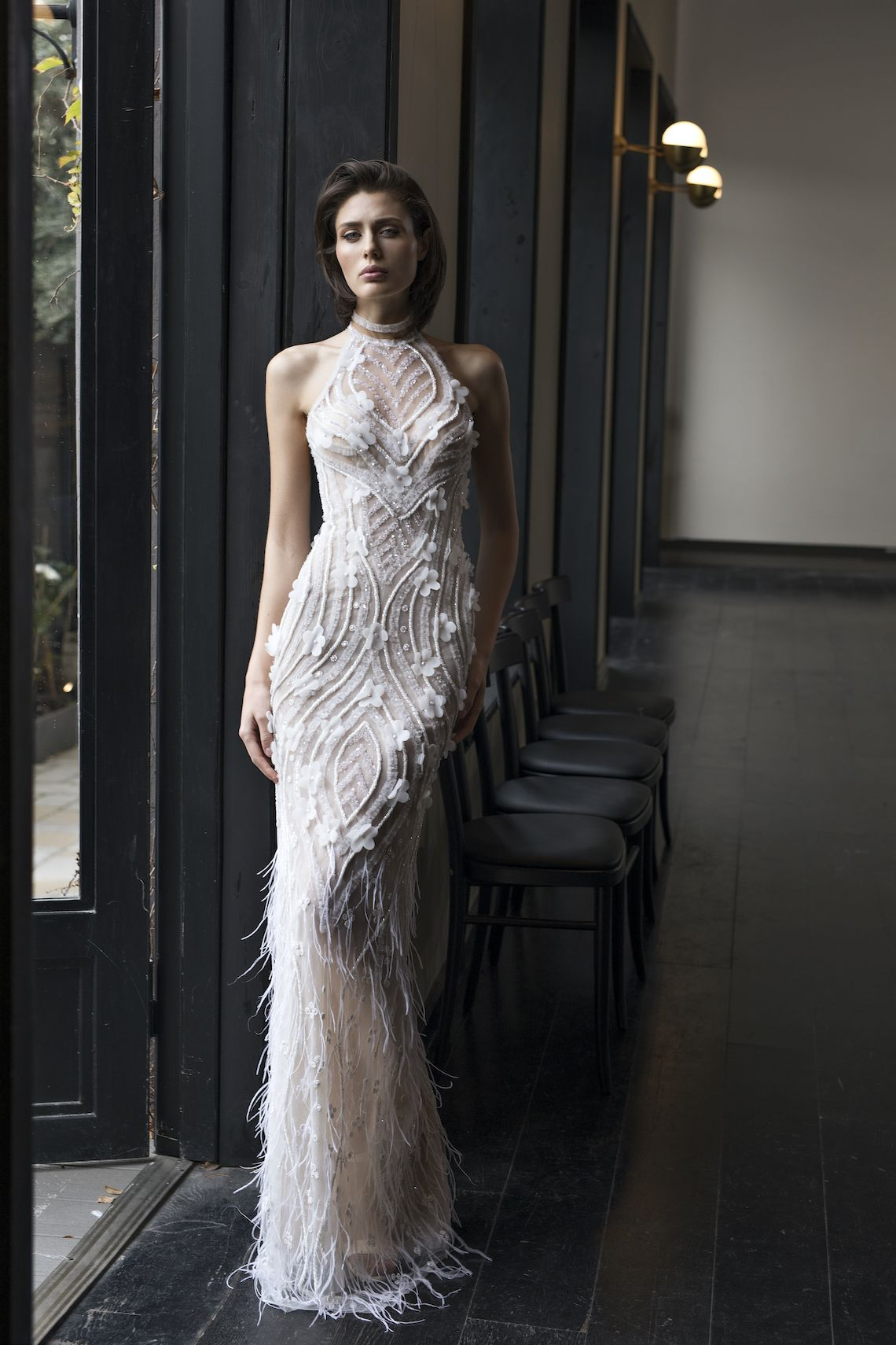 Florence riki dalal wedding dress collection dress