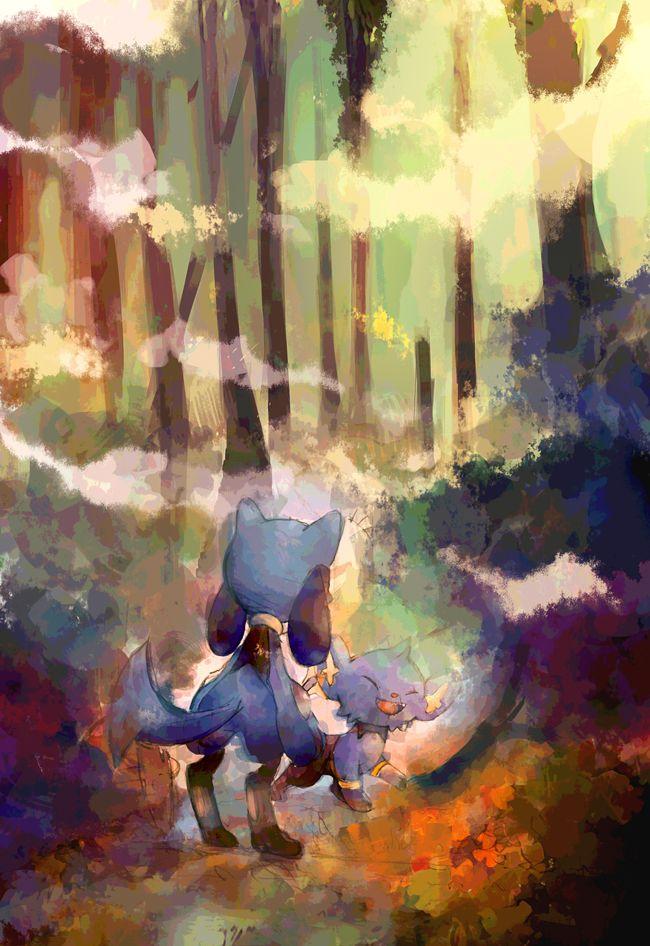 691bd5263d459ca25fedd96f8a2de1c5 - How To Get Riolu Pokemon Mystery Dungeon Explorers Of Sky
