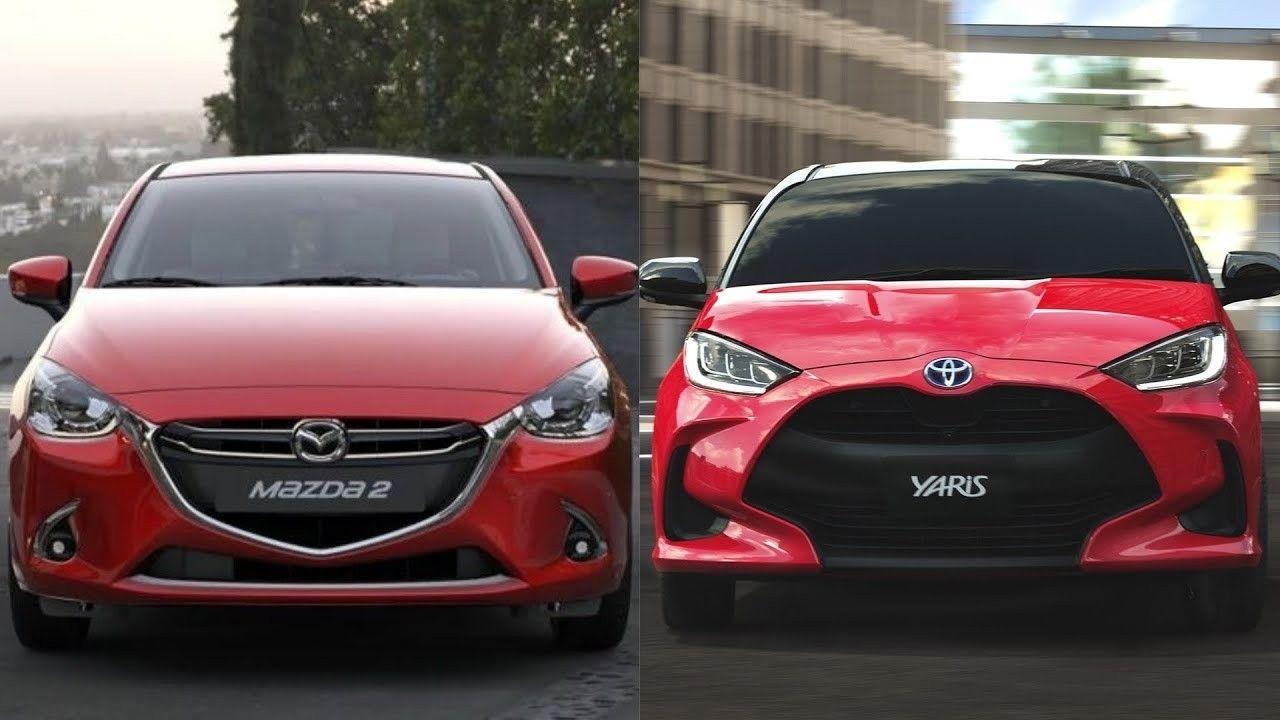 Yaris 2020 Mazda 2 Performance di 2020 Mazda