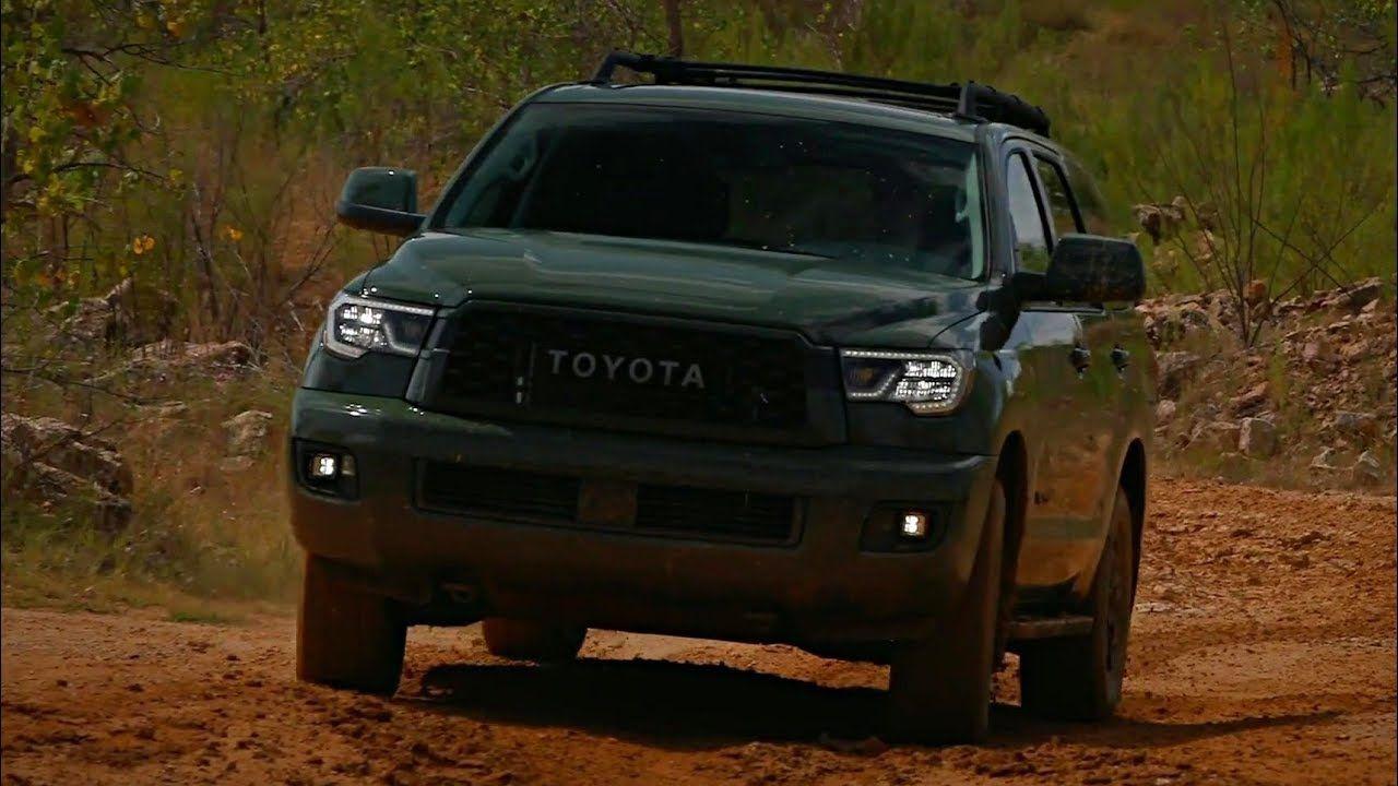 2020 Toyota Trd Pro Sequoia Toyota Trd Pro Trd Pro Trd