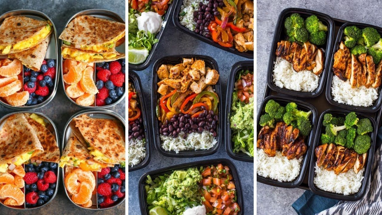 What To Eat To Gain Weight? Easy meal prep