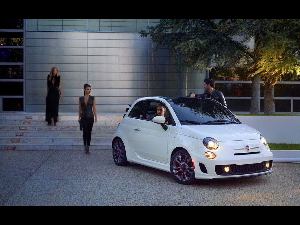 2014 Fiat 500c GQ Edition Static 5 1024x768