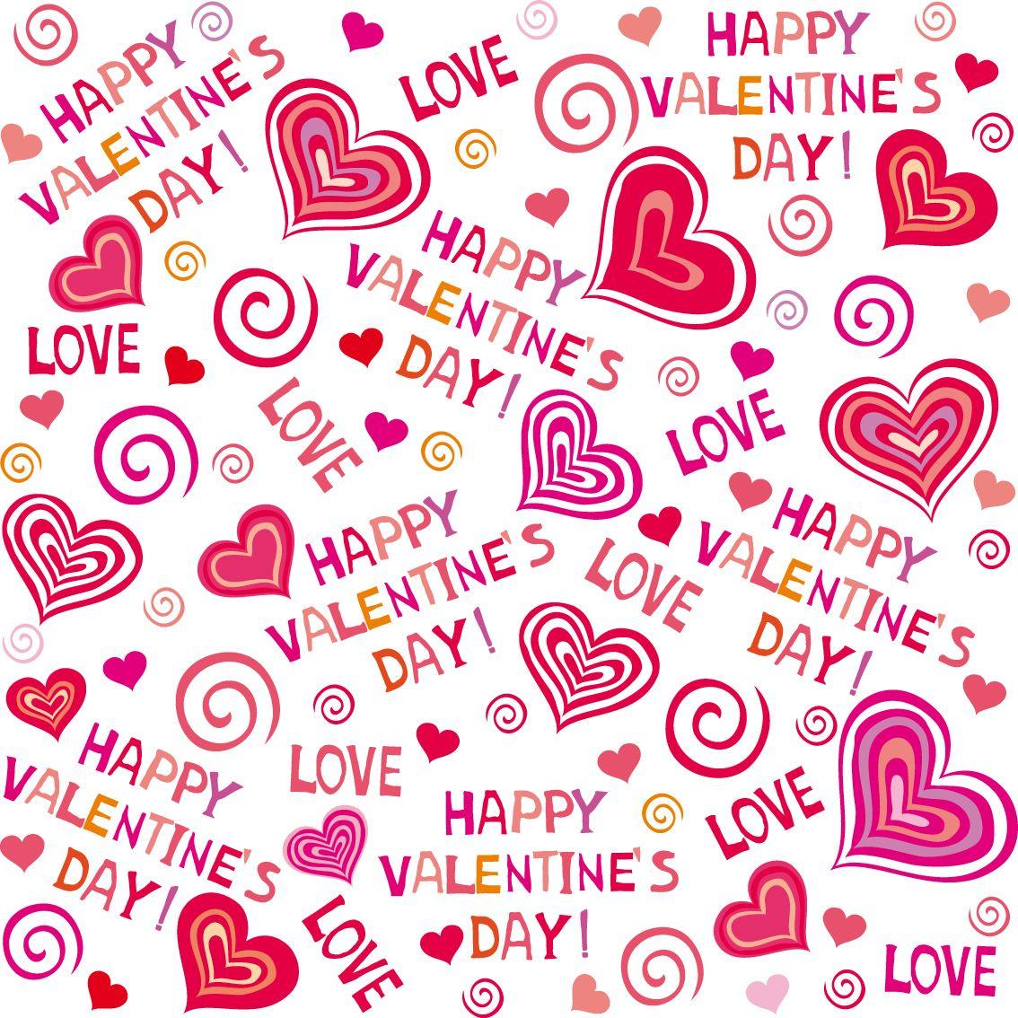 Ocean Valentine Seamless Print Ocean Seamless Ocean Seamless Valentines Day Digital Valentine Print Vday Seamless Seamless Paper